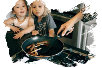 fags in a pan (0-00-00-00)